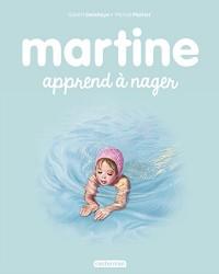 Martine, Tome 25 : Martine apprend à nager