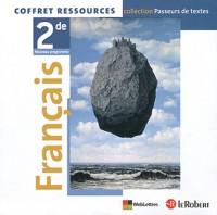 Coffret Français Deuxième Passeurs de Textes 2011