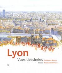 Lyon Vues Dessinees