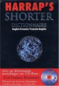 Harrap's Shorter : Anglais/français, français/anglais (CD-Rom inclus)