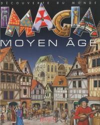 Le Moyen Age : Avec un puzzle