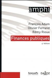 Finances publiques - 4e éd.