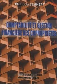 Comptabilité et gestion financière des copropriétés