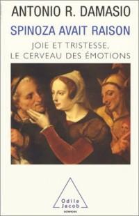 Spinoza avait raison. : Joie et tristesse, le cerveau des émotions