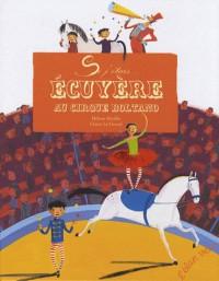 Ecuyère au cirque Boltano