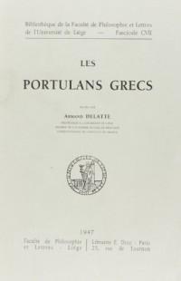 Les Portulans grecs