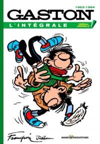 Gaston l'Intégrale Version Originale T 4 : 1963-1964