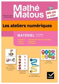 Mathe-Matous Ms/Gs, les Ateliers Numériques Materiel