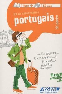 Kit de conversation portugais de poche (1CD audio)