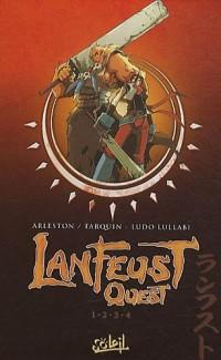 Lanfeust Quest : Coffret 4 volumes : Tomes 1 à 4
