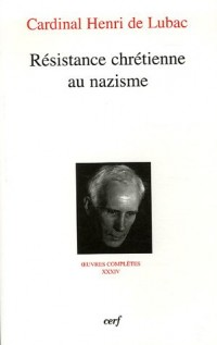 Résistance chrétienne au nazisme