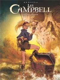 Les Campbell - tome 5 - Les trois malédictions