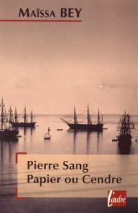 Pierre Sang Papier Ou Cendre