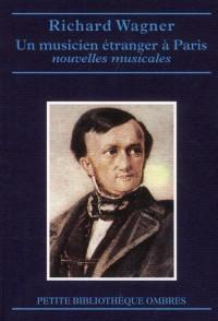 Musicien étranger a paris (un) édition illustrée