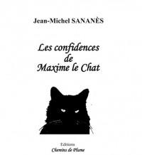 Les confidences de Maxime le Chat