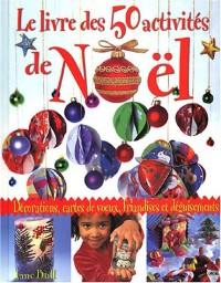 Le Livre d'activités de Noël