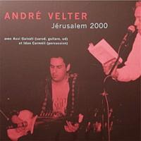Jerusalem 2000-1cd-Prix Conseille 19.50 E/Ttc