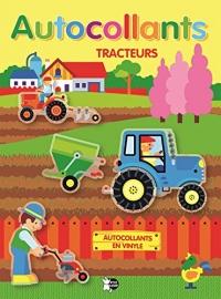 Autocollants tracteurs