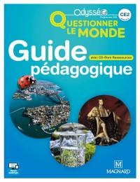 Questionner le Monde CE2 Guide Pedagogique + CD ROM Odysseo 2017