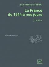 La France de 1914 à nos jours