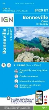 3429ET BONNEVILLE CLUSES LE FAUCIGNY