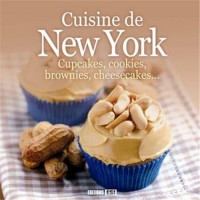 Cuisine de New York - Cupcakes Cookies  Brownies Cheesecak