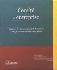 Comité d'entreprise (1Cédérom)