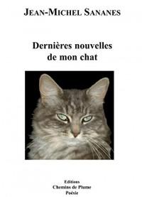 Dernières nouvelles de mon chat