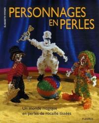 Personnages en perles : Un monde magique en perles de rocaille tissées