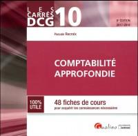 Dcg 10 - Comptabilite Approfondie Huitième Édition