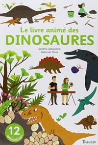 Les dinosaures - Mini Anim'Action