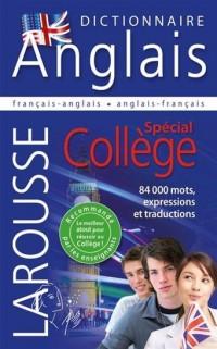 Dictionnaire français-anglais & anglais-français : Spécial Collège