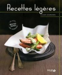 Recettes legeres - plaisirs gourmands