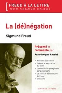 La (dé)négation - Sigmund Freud