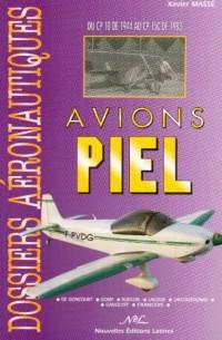 Avions Piel : Du CP 10 de 1944 au CP 150 de 1983
