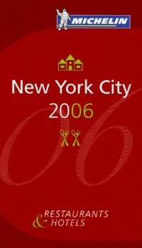 New York City : Selection of Restaurants and Hotels, édition en langue anglaise