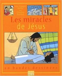 Les Miracles de Jésus en B.D.