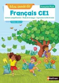 Mon année de français CE1