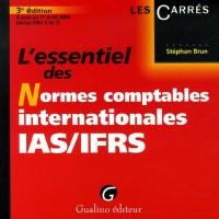 L'essentiel des normes comptables internationales IAS/IFRS