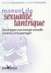 Manuel de sexualité tantrique