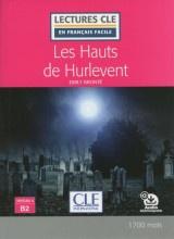 Les Hauts de Hurlevent - Niveau 4/B2 - Lecture CLE en français facile - Livre - Nouveautés [Poche]