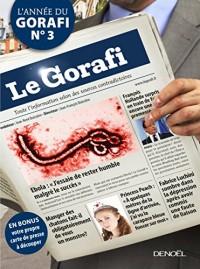 L'année du Gorafi III: Toute l'information selon des sources contradictoires