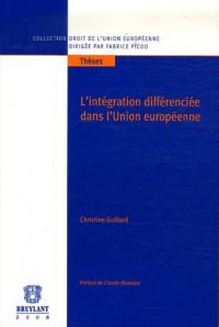 L'intégration différenciée dans l'union européenne