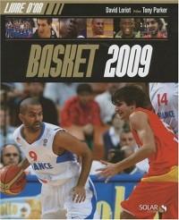 Livre d'or Basket 2009