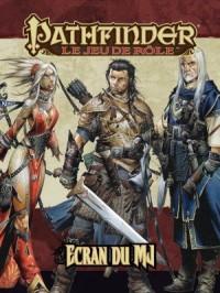 Pathfinder - Ecran Du Mj Seconde Edition