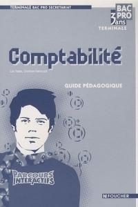 Comptabilité Tle Bac pro secrétariat : Guide pédagogique