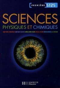 Sciences physiques et chimiques 1e ST2S