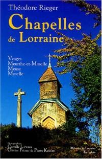 Chapelles de Lorraine