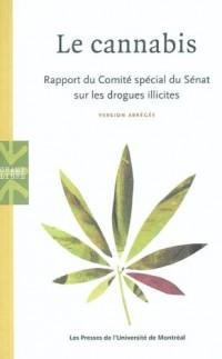 Le cannabis : Rapport du Comité spécial du Sénat sur les drogues illicites (version abrégée)