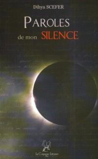 Paroles de Mon Silence